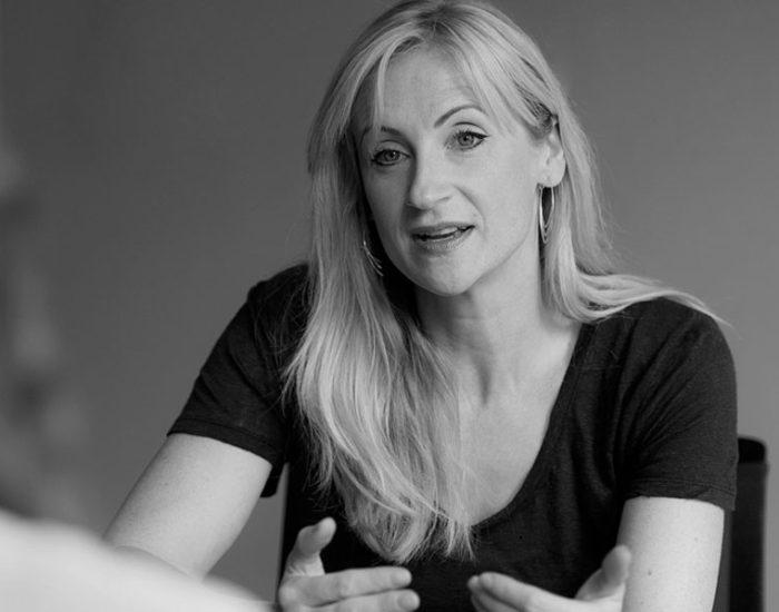 Claire Riseborough, Step Into Tech Founder