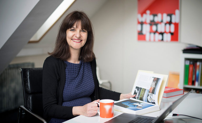 Lucy Marks, Norfolk Network CEO
